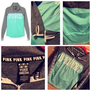 Pink Ultimate Half Zip
